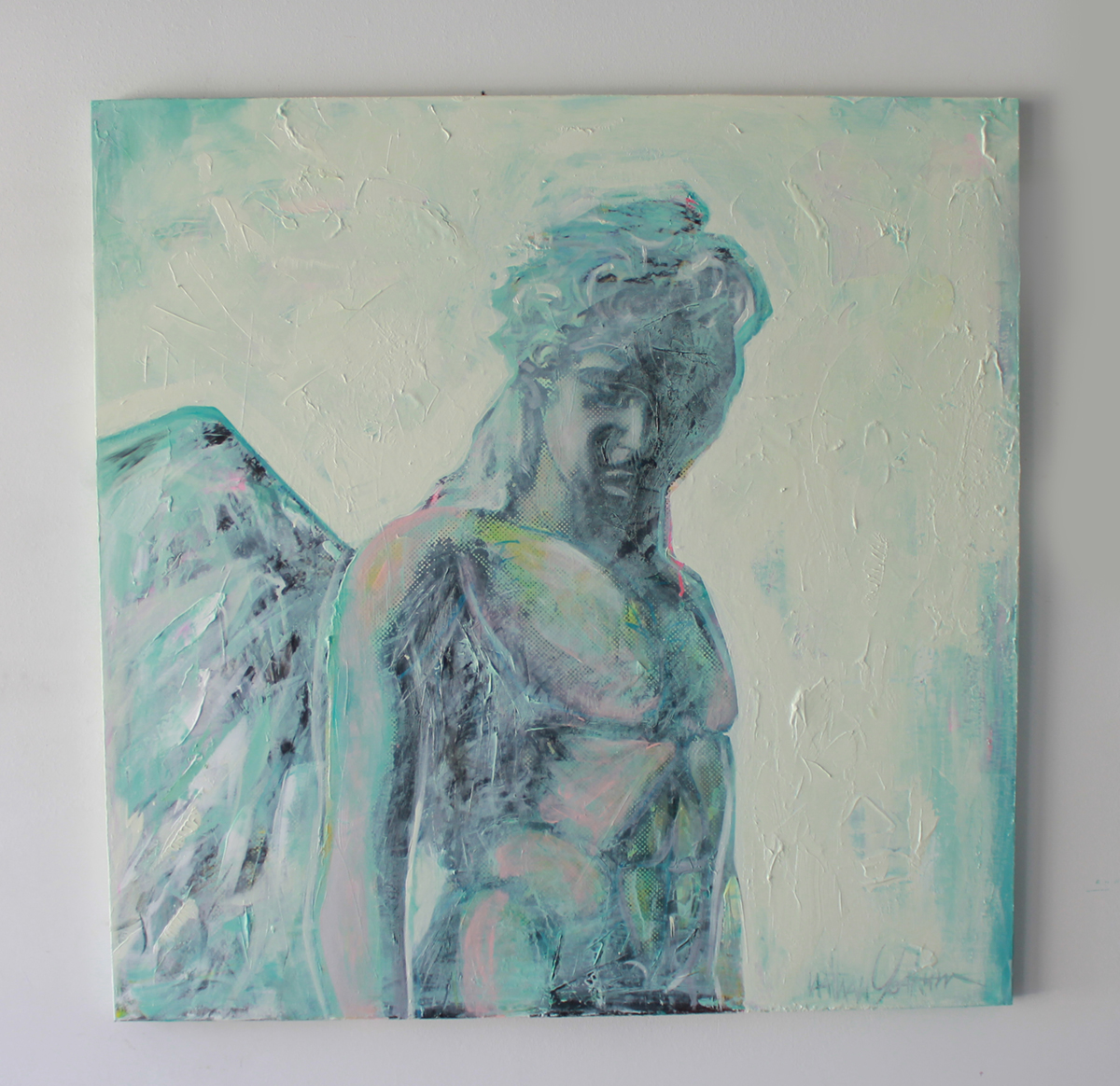 Angel 48″x48″ FL 2015
