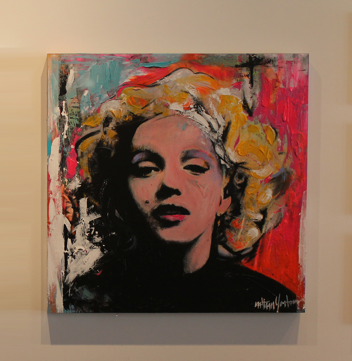 Monroe  36''x 36'' TN  2015
