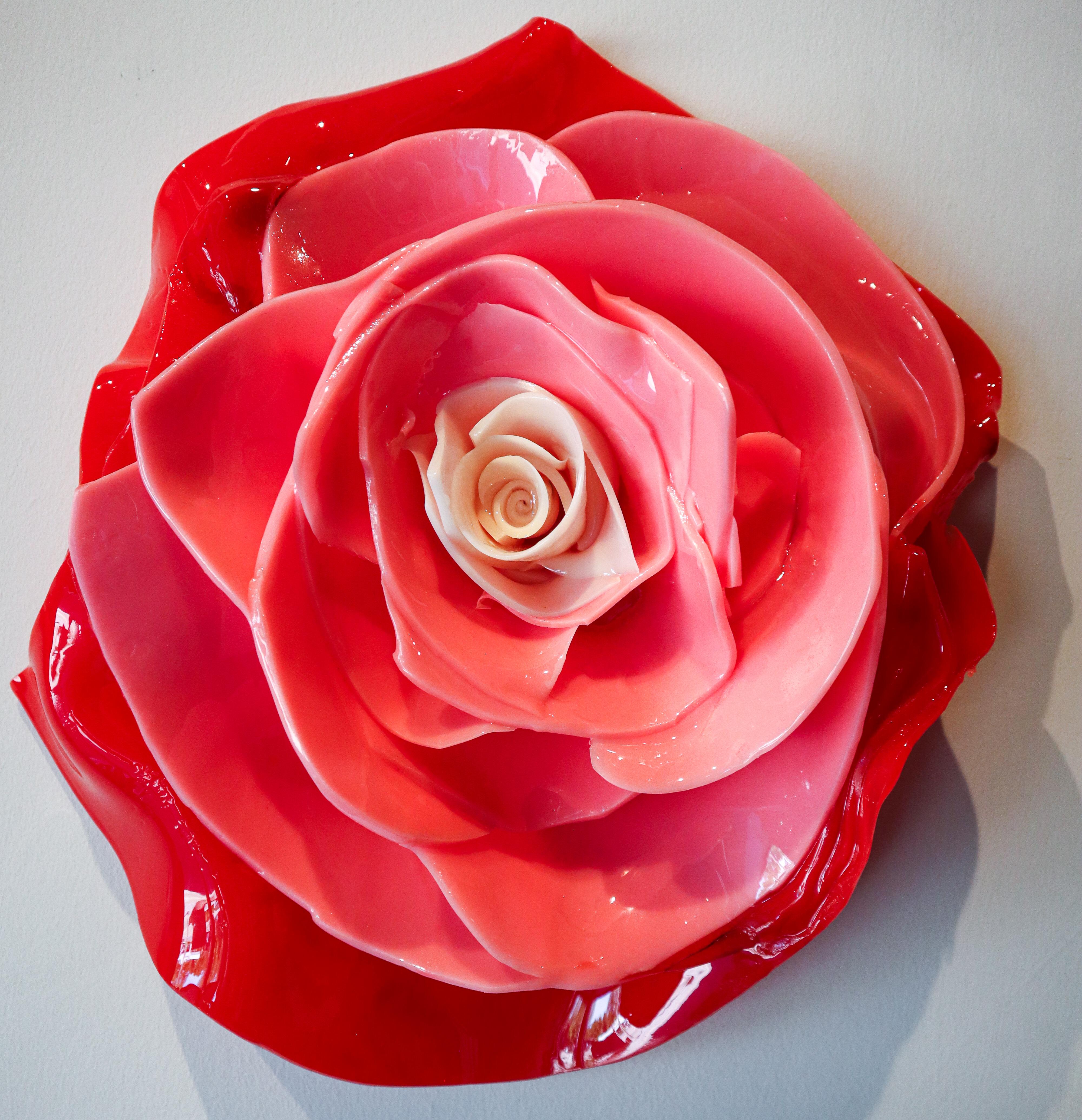 Epoxy Flower – Pink
